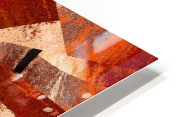 Faraway Flower HD Sublimation Metal print