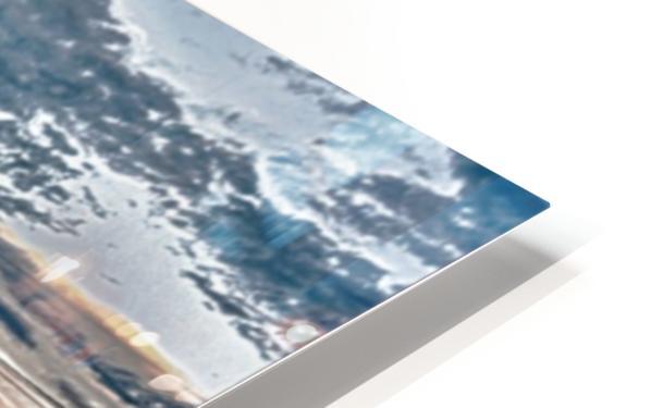 Gare Impression de sublimation métal HD
