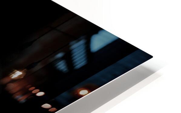 Passe present Impression de sublimation métal HD