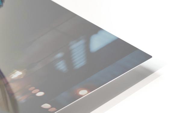 Colibris Impression de sublimation métal HD