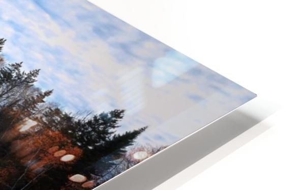 Reflet Impression de sublimation métal HD