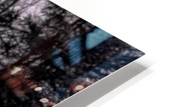 Contraste Impression de sublimation métal HD