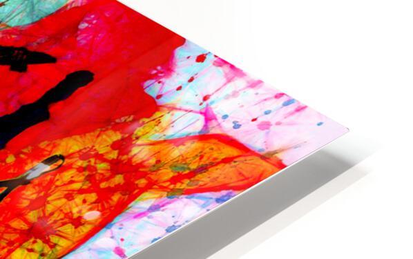 Saxophone Electrified HD Sublimation Metal print