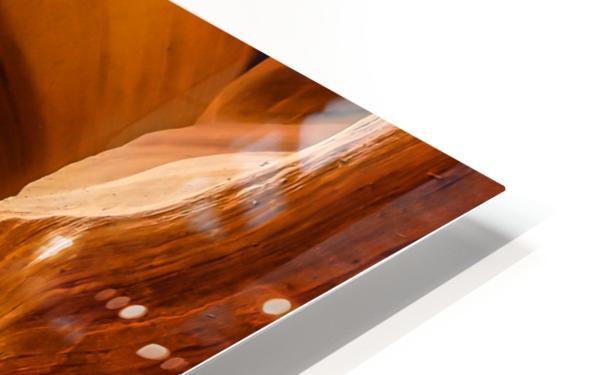 Upper Antelope Canyon 7 HD Sublimation Metal print
