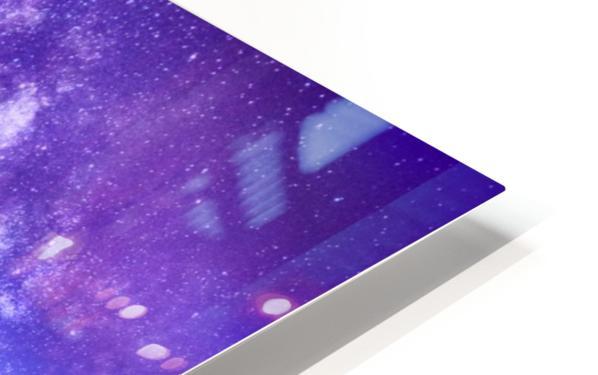 Casino Milky Way HD Sublimation Metal print