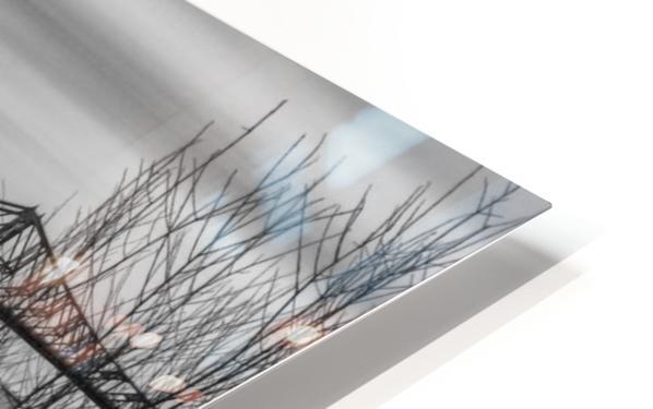 Long Exposure MTL HD Sublimation Metal print