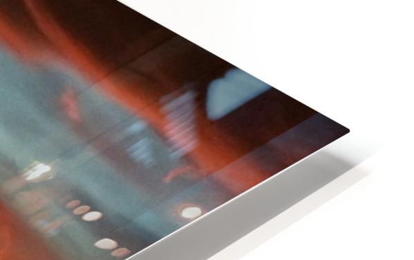 SkyFire HD Sublimation Metal print