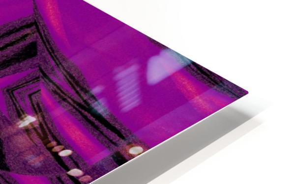 Purple Desert Song 37 HD Sublimation Metal print