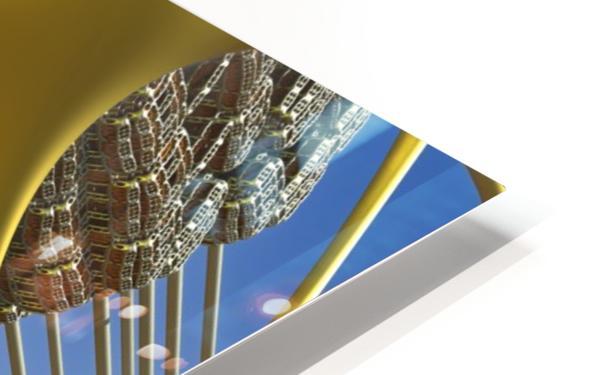 Vogazim by Jean-Francois Dupuis  HD Sublimation Metal print