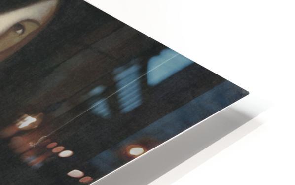 Eve HD Sublimation Metal print