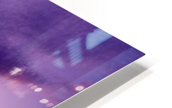 nube 50 HD Sublimation Metal print