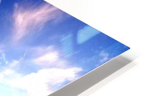 nube 59 HD Sublimation Metal print