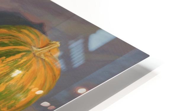 Pumpkins_And_Apples HD Sublimation Metal print