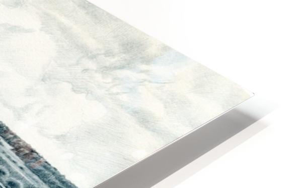 Scotch_Thistle HD Sublimation Metal print