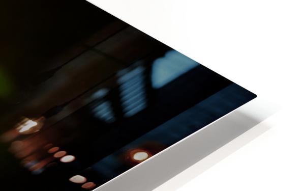 White Azalea  HD Sublimation Metal print