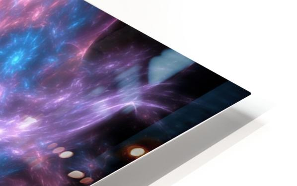 Among the others HD Sublimation Metal print