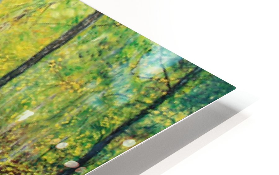 Fallen in Gatineu HD Sublimation Metal print