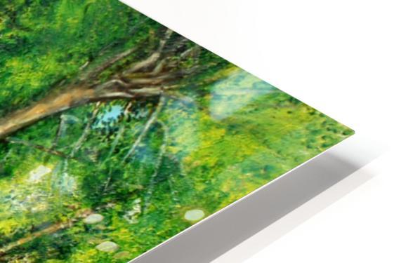 Arboretum shades HD Sublimation Metal print