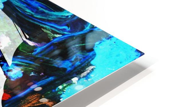 Strumming Patterns HD Sublimation Metal print