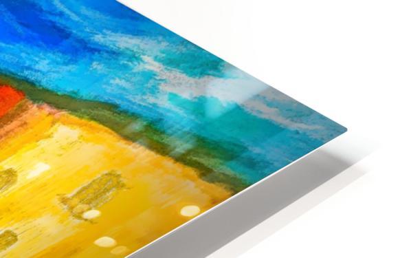 The Boardwalk v2 HD Sublimation Metal print