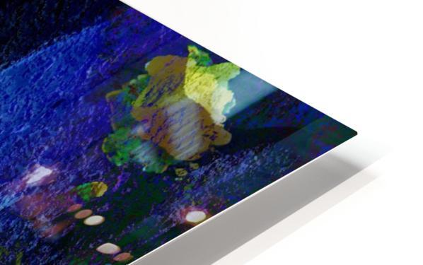 Coral Reef  HD Sublimation Metal print