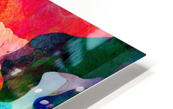 Underwater Oasis HD Sublimation Metal print