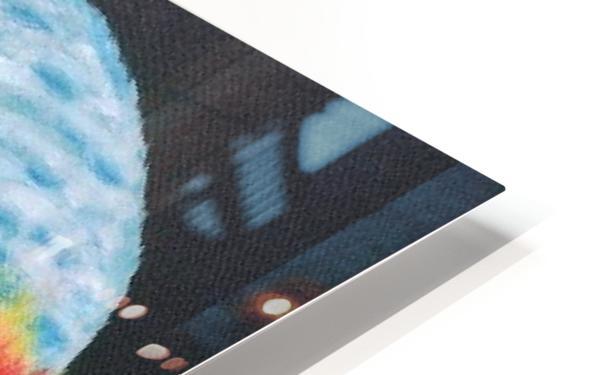 Sam HD Sublimation Metal print
