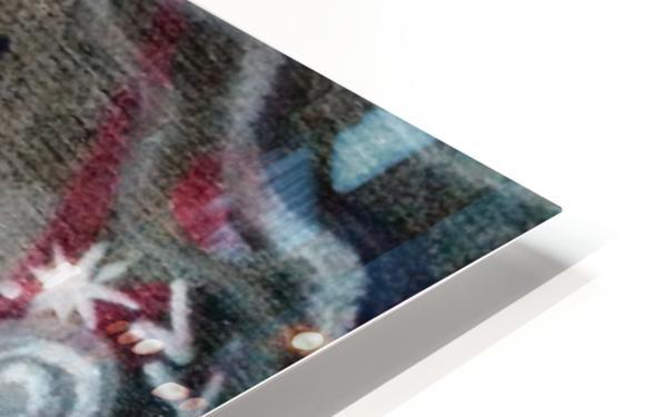 Shungite.Epiphany4. HD Sublimation Metal print