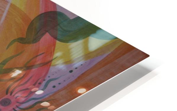Dance HD Sublimation Metal print