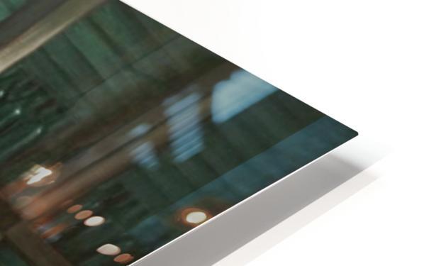 Retreat HD Sublimation Metal print