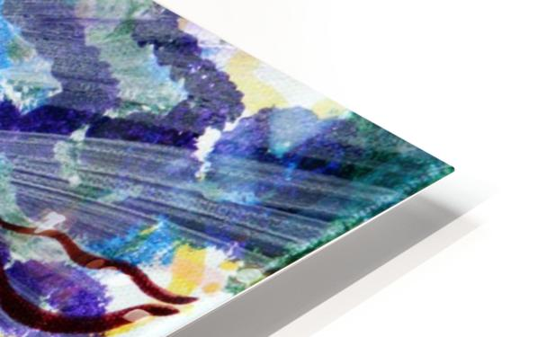 Implementation HD Sublimation Metal print