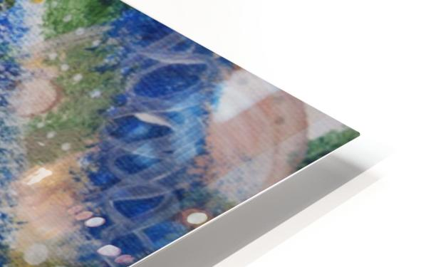 Eye  HD Sublimation Metal print