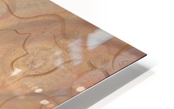 Smoke HD Sublimation Metal print