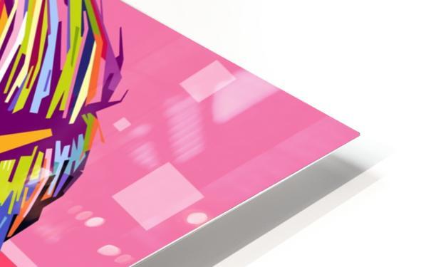 Erling haaland HD Sublimation Metal print