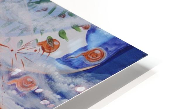 Speed HD Sublimation Metal print