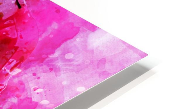 Gianna and kobe bryant HD Sublimation Metal print