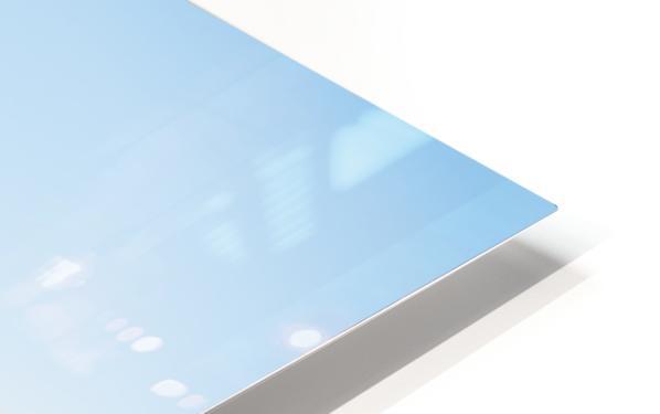 At Sea HD Sublimation Metal print