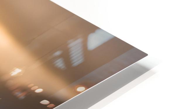 Glassy Wave HD Sublimation Metal print