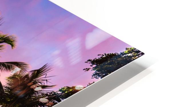 Secret Beach HD Sublimation Metal print