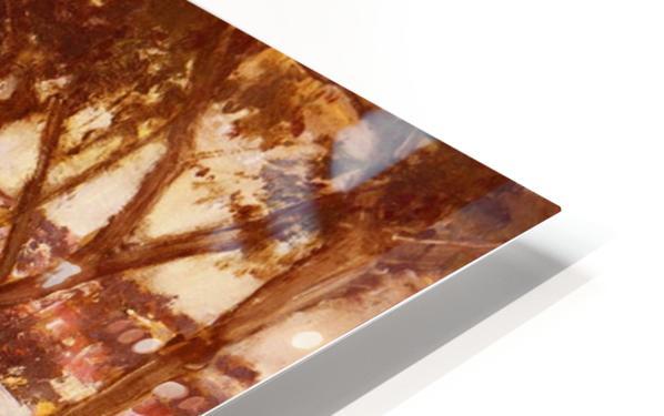 Campagne D Algiers HD Sublimation Metal print