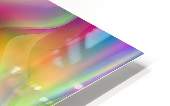 A.P.Polo - Sinusoid 3a HD Sublimation Metal print