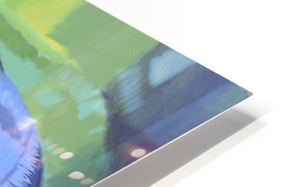 open_drawer_mr_atomic HD Sublimation Metal print