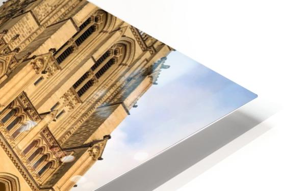 National Cathedral HD Sublimation Metal print