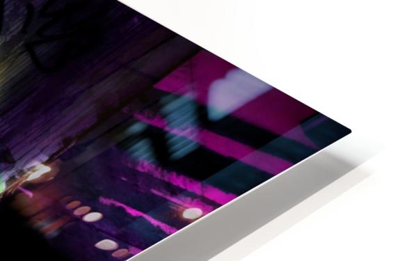 POW HD Sublimation Metal print