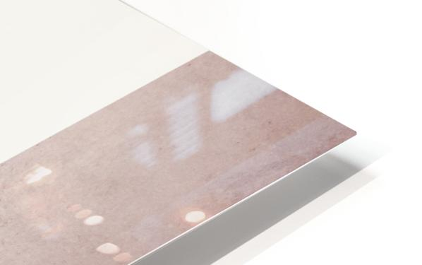 Shapes 04 - Abstract Geometric Art Print HD Sublimation Metal print