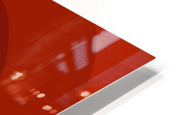 Fractal Pattern 12 HD Sublimation Metal print