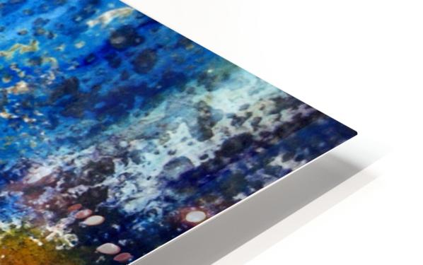 Deep HD Sublimation Metal print