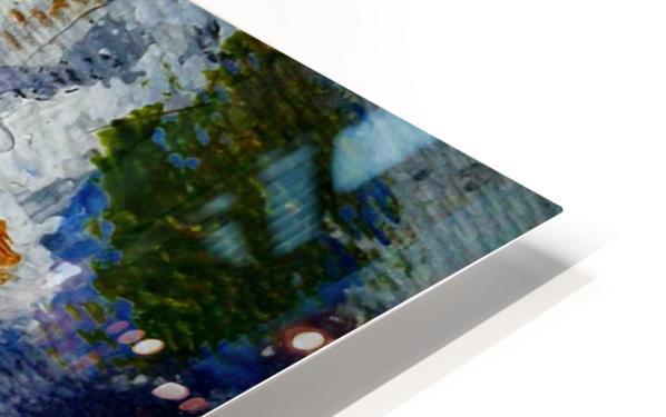 Vibrant HD Sublimation Metal print