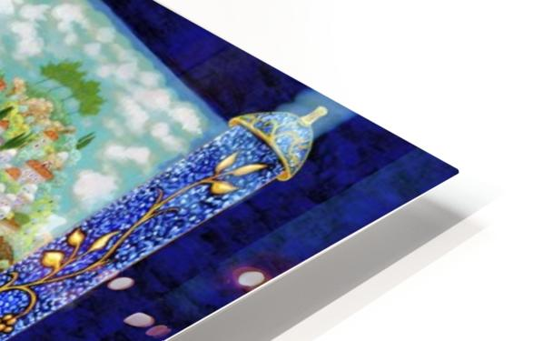 1993 012 HD Sublimation Metal print