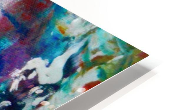 Fishbowl 20160822 HD Sublimation Metal print